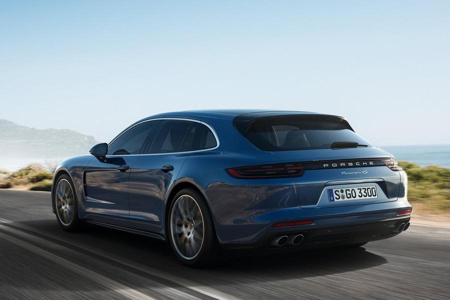 Универсал Porsche Panamera представлен официально