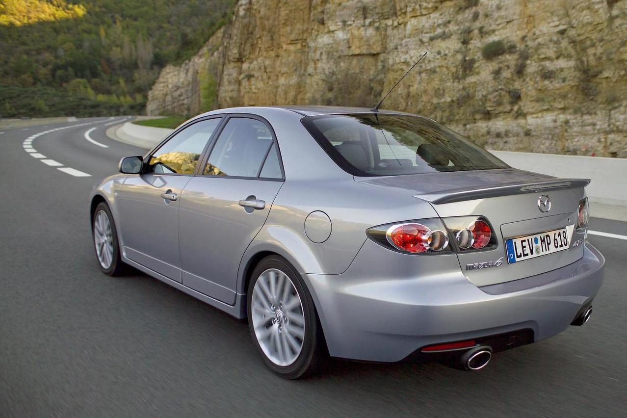 Mazda 6 первого поколения отзывают в России