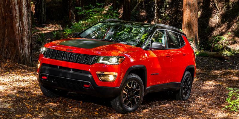 Для новых Jeep Compass Trailhawk выбраны OE-шины Falken Wildpeak H/T01A2