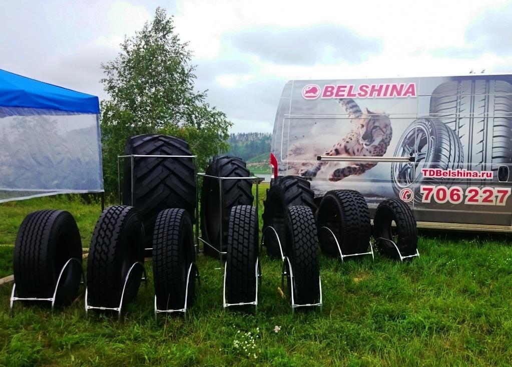 Реализация белорусских шин в Сибири выросла в 7 раз