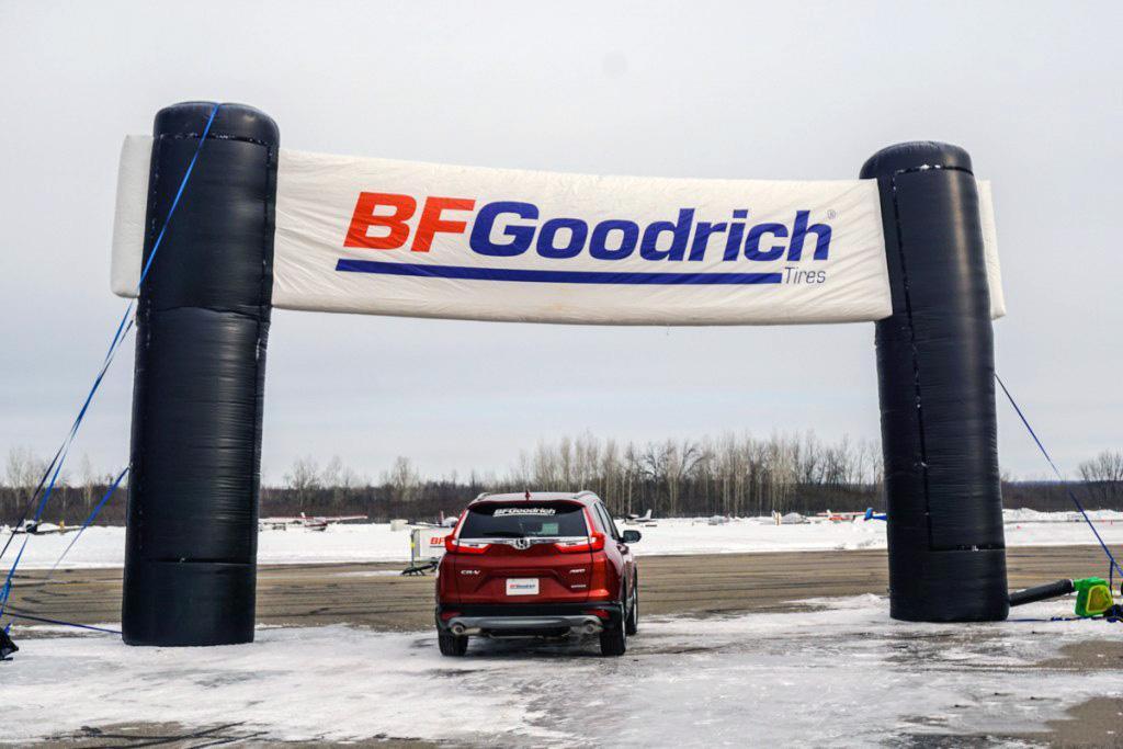 В Канаде представили новые зимние шины BFGoodrich Winter T/A KSI