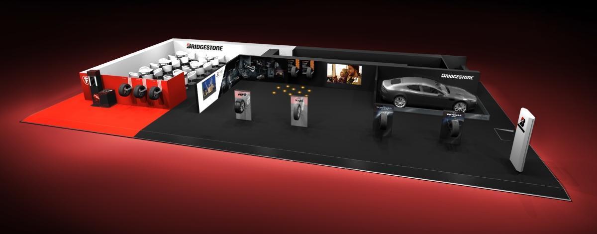Что покажет Bridgestone в Женеве