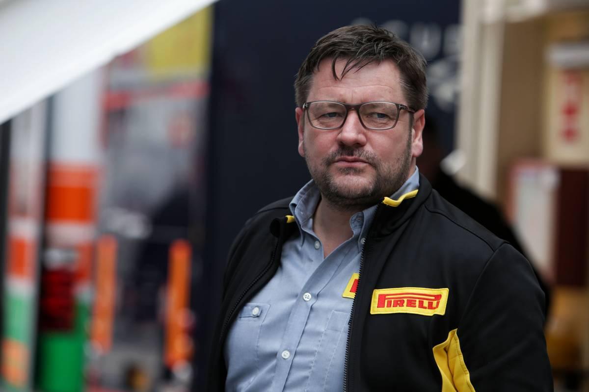 Пол Хембри покинул пост директора Pirelli Motorsport