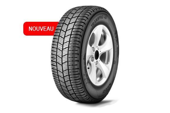 Новые коммерческие всесезонки Transpro 4S от французских шиноделов из Kleber