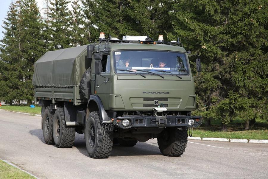 Беспилотники на российских дорогах появятся к 2035 году