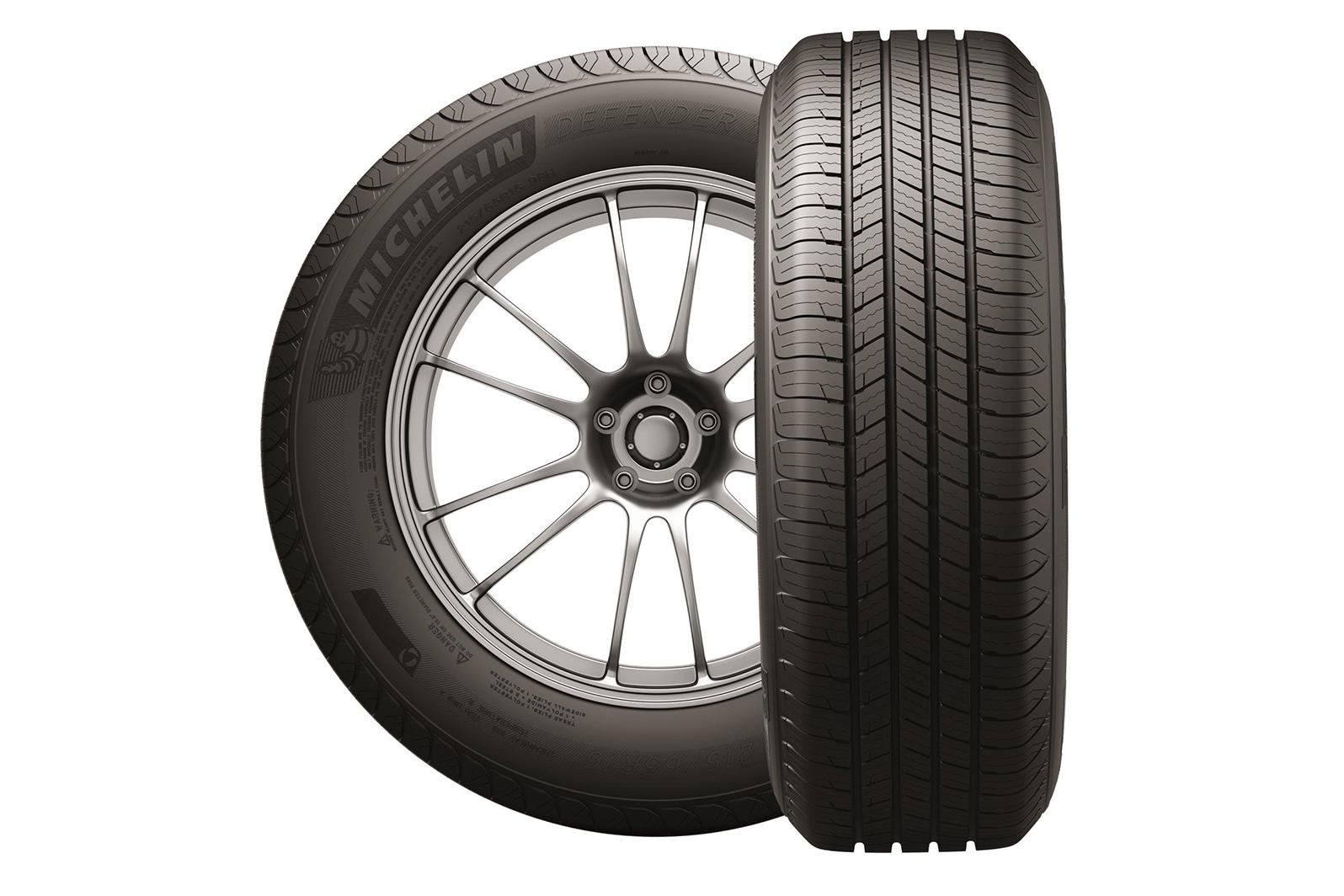 Michelin North America апгрейдила модель Defender