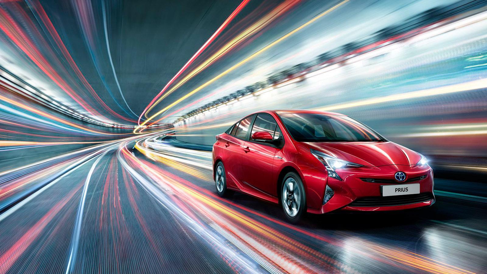 Toyota Prius III будет первым автомобилем, получившим новые шины Falken Ecorun А-А