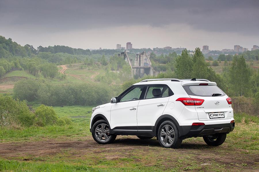 Hyundai Creta обзавелся новой версией