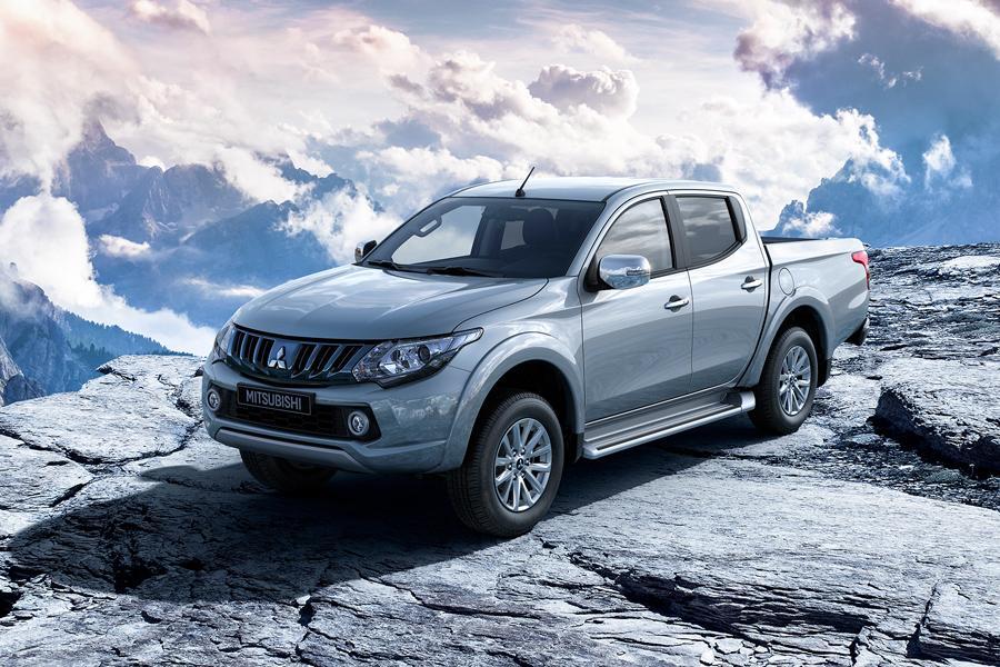 Mitsubishi предложила россиянам обновленный L200