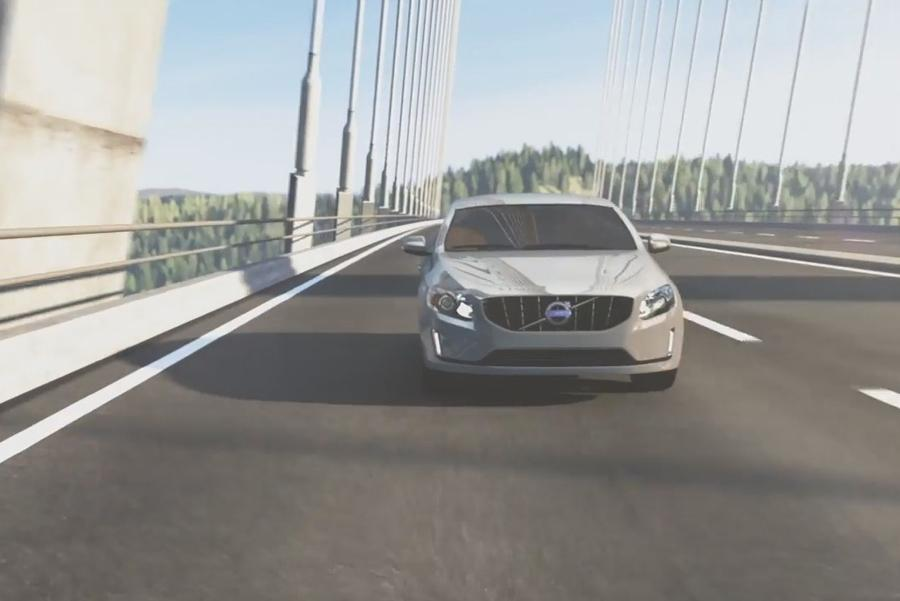 Volvo засветила новый седан S40