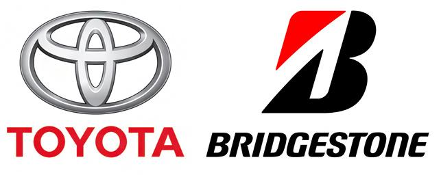 Bridgestone получила две премии от корпорации Toyota Motor