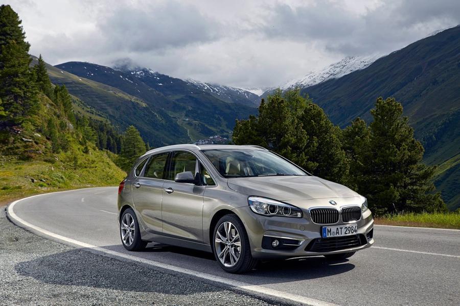 BMW объявляет российские цены на компактвэн Active Tourer