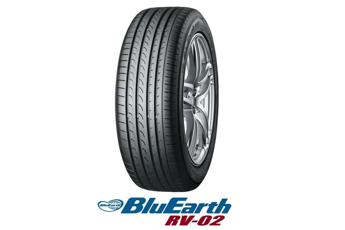 SUV-шина Yokohama BluEarth RV-02 выходит на европейский рынок