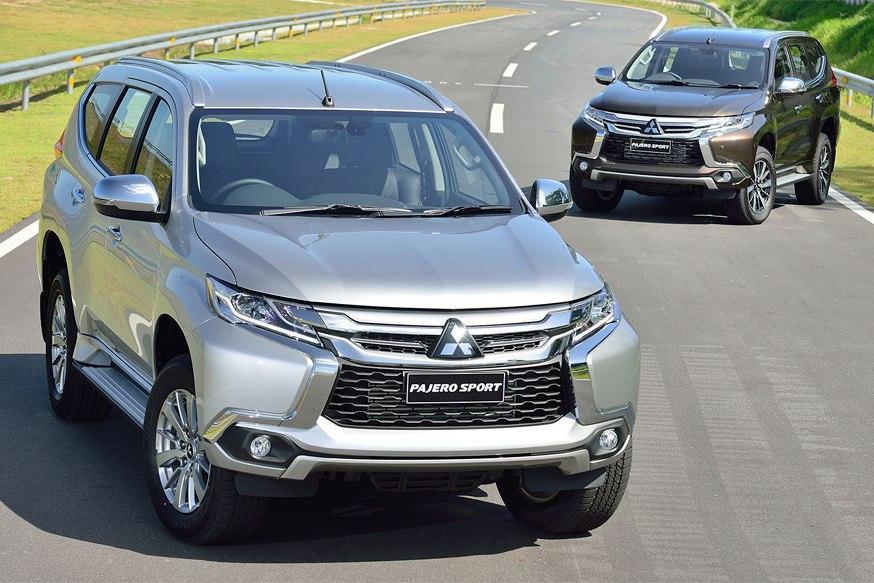 Дизельный Mitsubishi Pajero Sport появится у дилеров в апреле