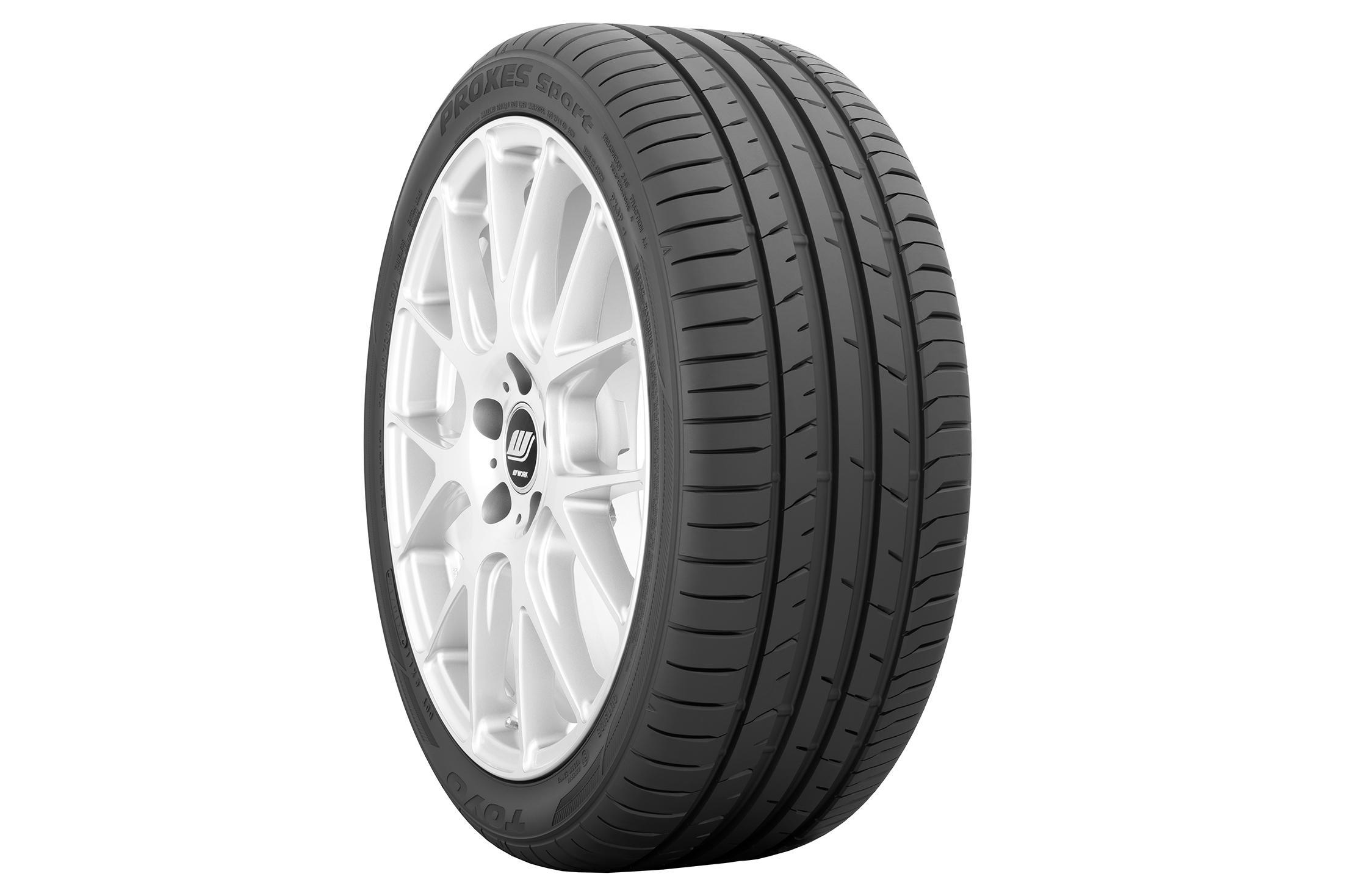 Toyo Tires представила новую спортивную шину Proxes Sport