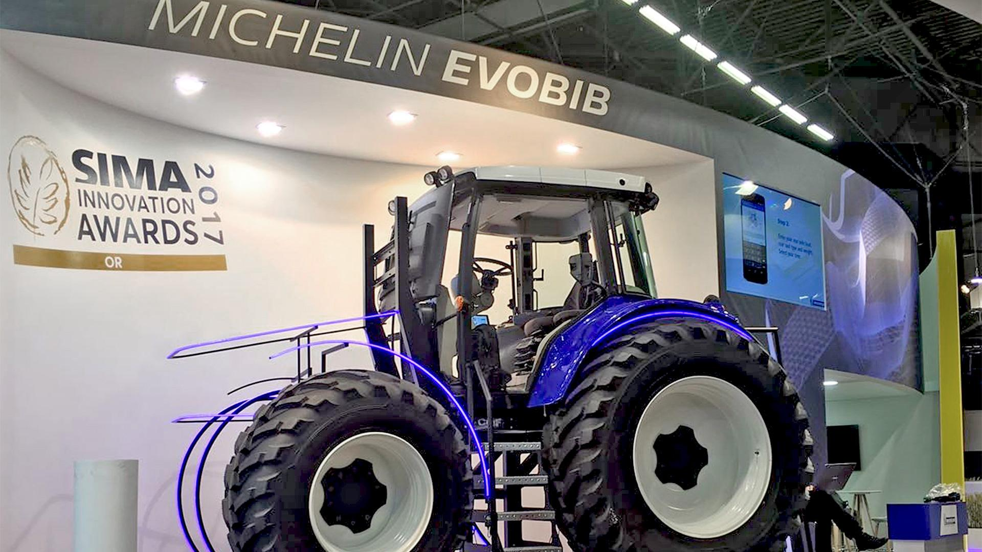 Мишлен представляет инновационные решения для фермеров России, Казахстана и Беларуси