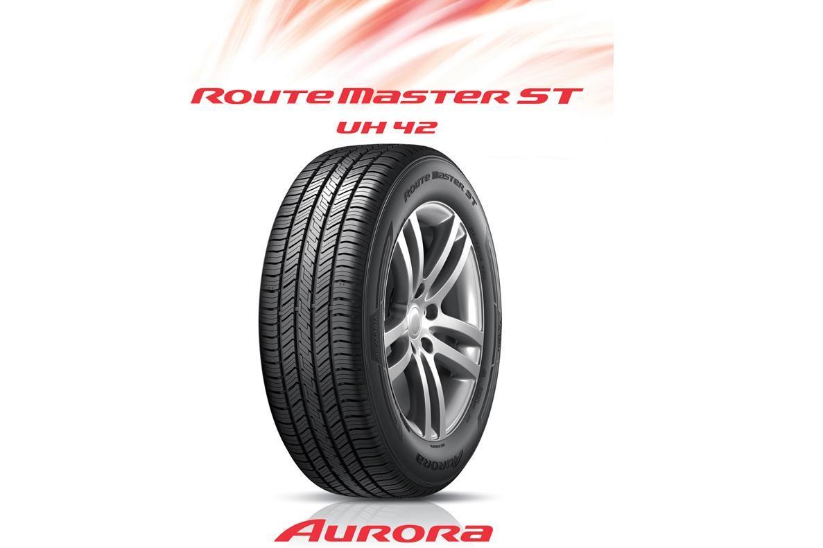 Hankook Tire представила в Корее новые шины бренда Aurora