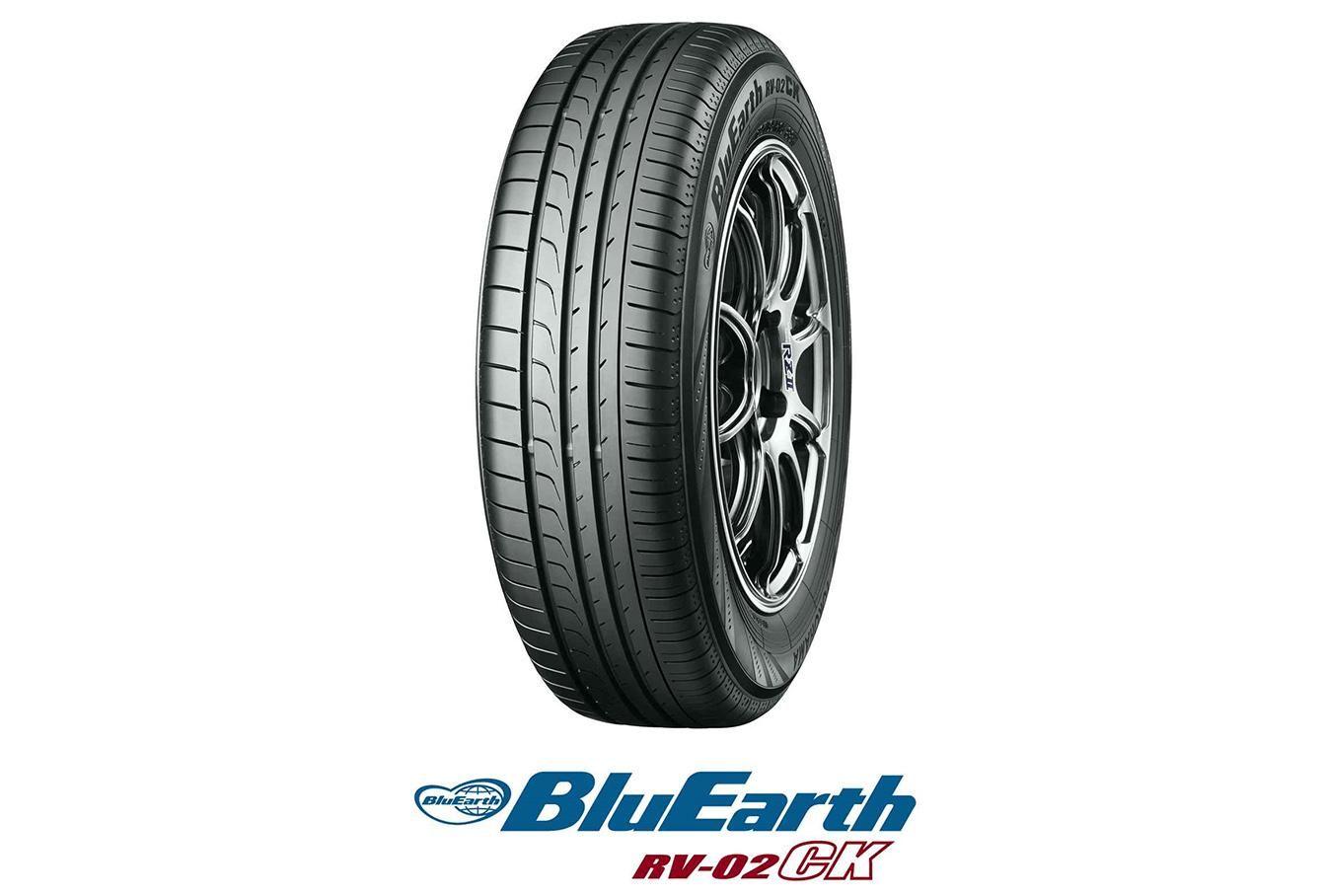 Yokohama начала продажи топливосберегающих шин BluEarth RV-02CK для микролитражек