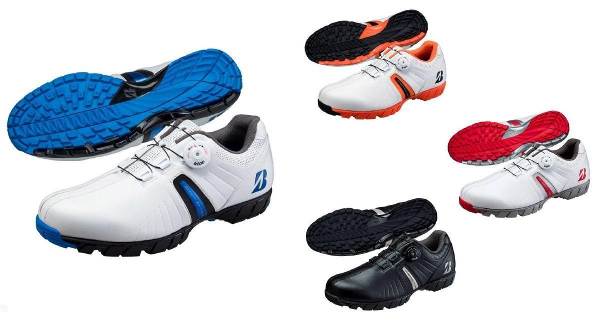 Шинники Bridgestone помогли разработать подошву ботинок для гольфа