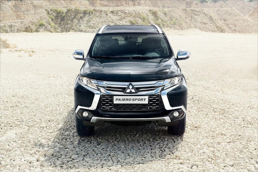 Mitsubishi назвала цены на Pajero Sport с дизелем