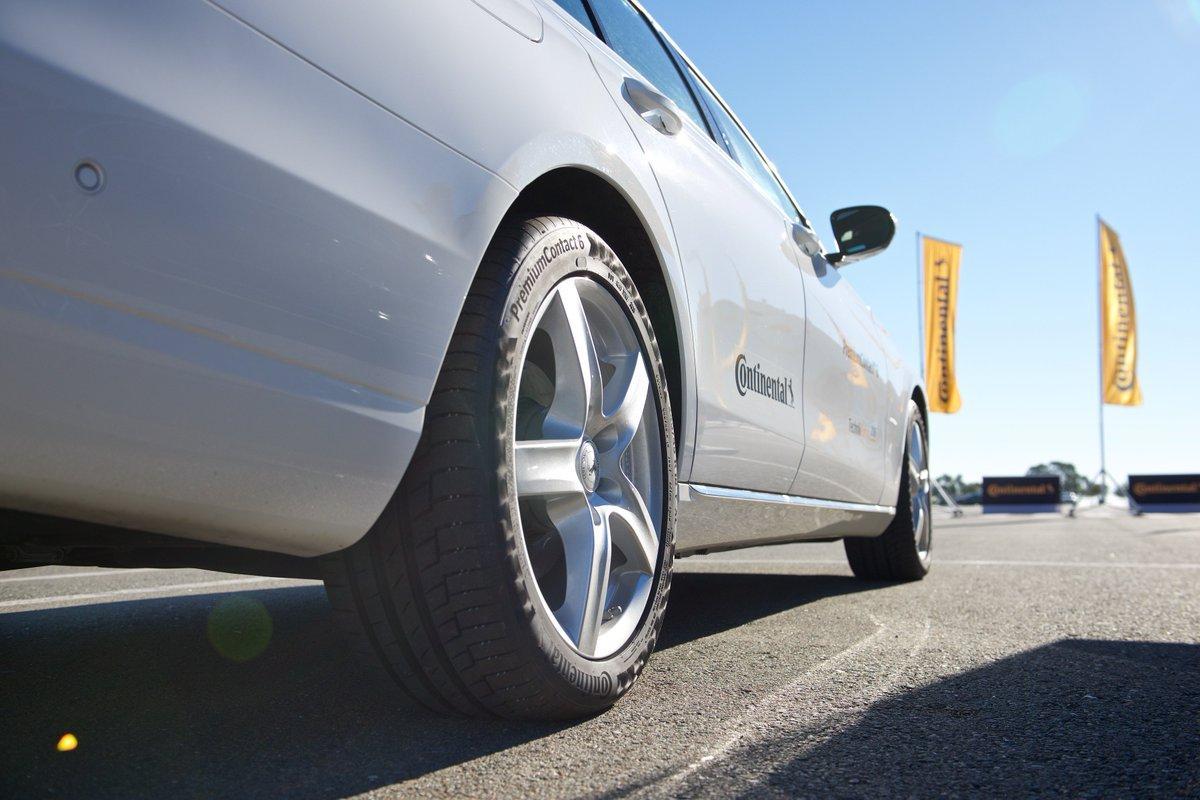 Триумф шин Continental PremiumContact 6 в тестах журнала Autobild