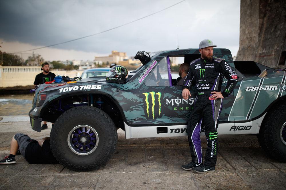 Toyo Tires представила четвертую часть франшизы Recoil