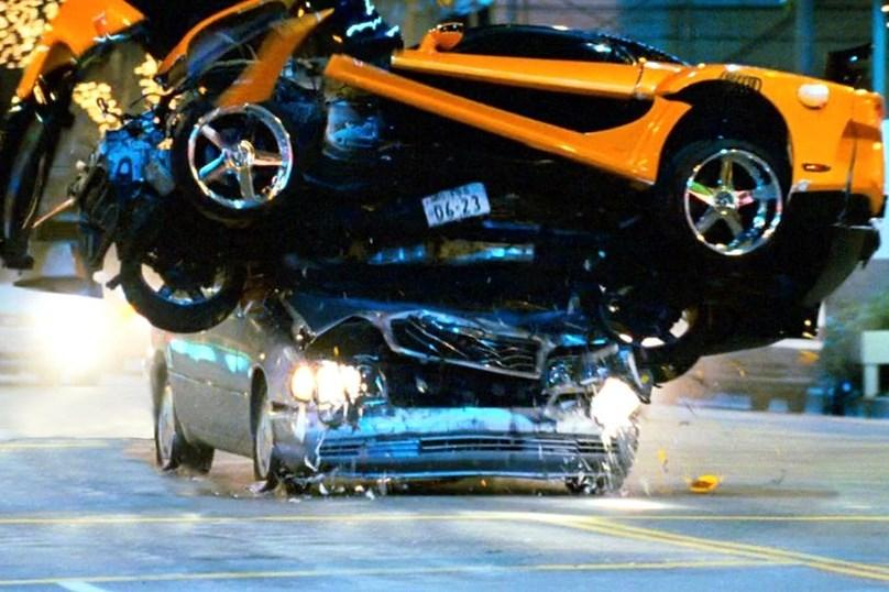В семи частях «Форсажа» уничтожено машин на сотни миллионов долларов