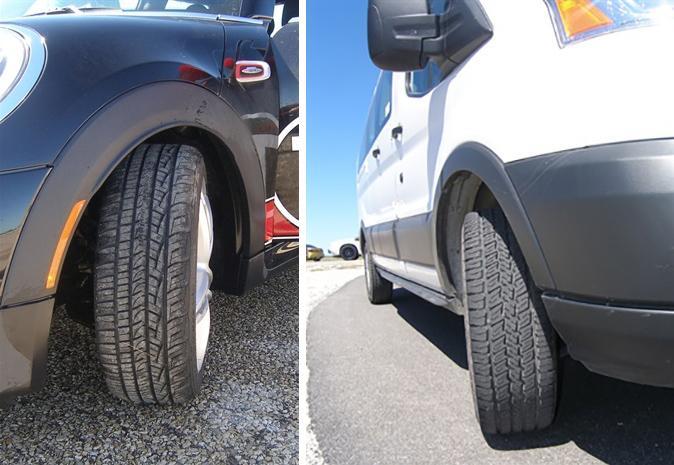 Continental Tire the Americas представила новые всесезонки марки General Tire
