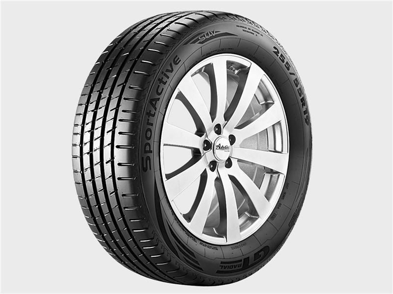 GT Radial запускает SUV-версию флагманской модели SportActive