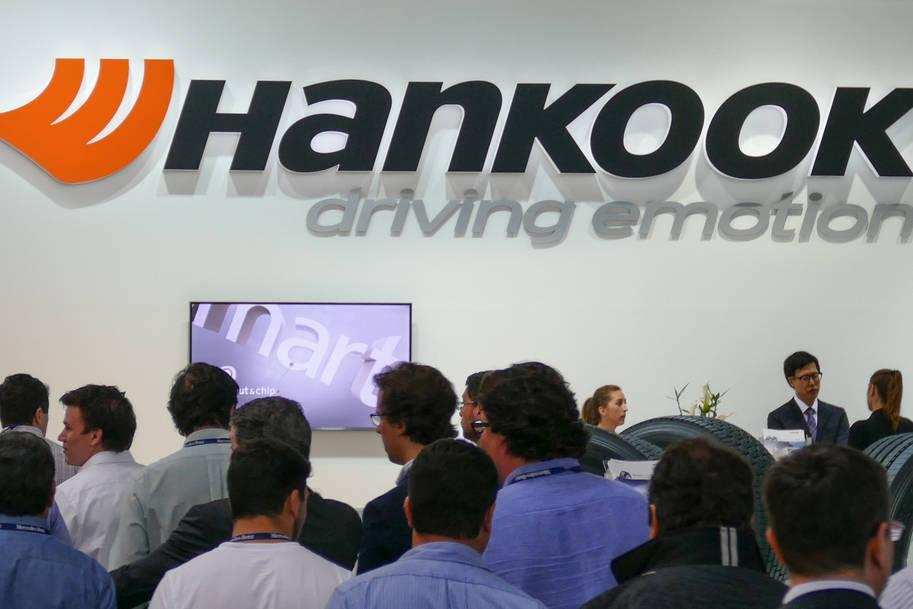 Hankook привезет на выставку в Болонью новые шины для легковых и грузовых автомобилей