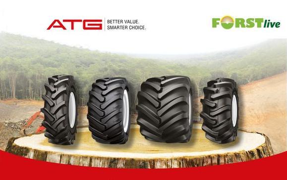 Шины Alliance Tire Group на выставке лесозаготовительной техники Forst Live 2017