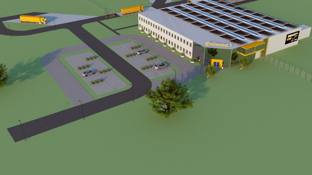 Continental инвестирует 35 млн евро в развитие проекта «Taraxagum - шины из одуванчиков»