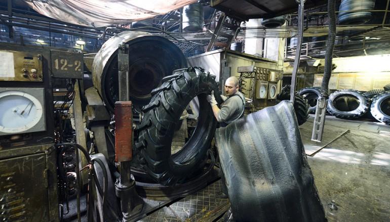 АШК завершает реализацию инвестпроекта по перевооружению шинного производства