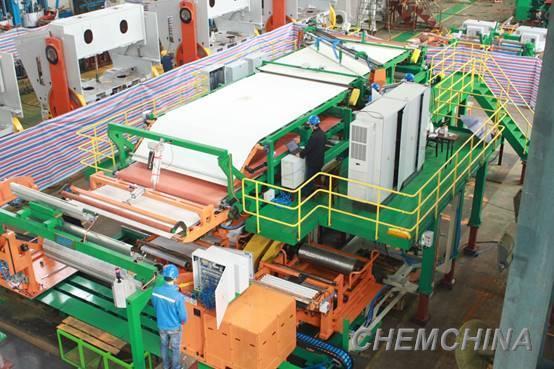 Guilin Rubber Machinery впервые поставит свой сборочный станок OTR-шин за рубеж