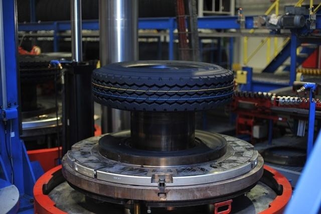 «Нижнекамский завод шин ЦМК» будет выпускать грузовые шины KAMA PRO с регулируемым давлением