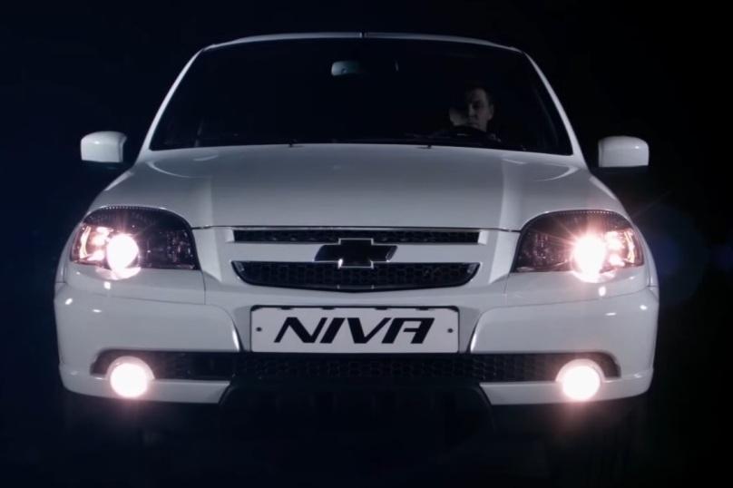 Внедорожник Chevrolet Niva обрел новые опции