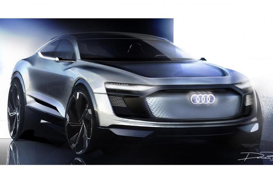 Audi раскрыла полное имя шанхайского концепта