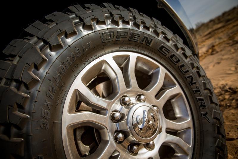 Toyo повышает грузоподъемность шин линейки Open Country