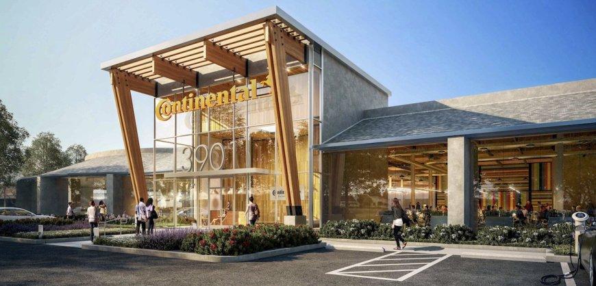 Continental открыл свой R&D-центр в Силиконовой долине