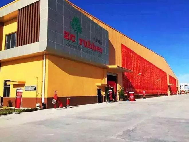 Тайский завод ZC Rubber начнет производство индустриальных шин
