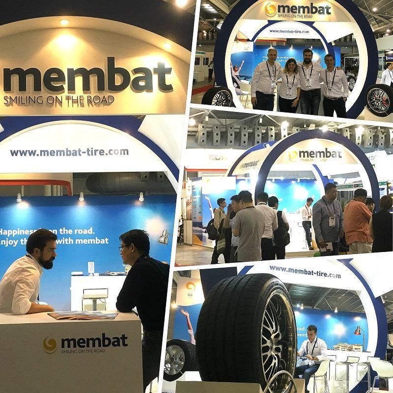 Membat Tire планирует закрепиться на Азиатско-Тихоокеанском рынке