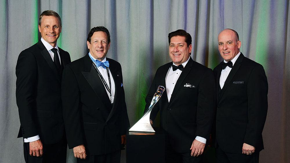 Bridgestone вновь признана «Лучшим поставщиком года» компании General Motors