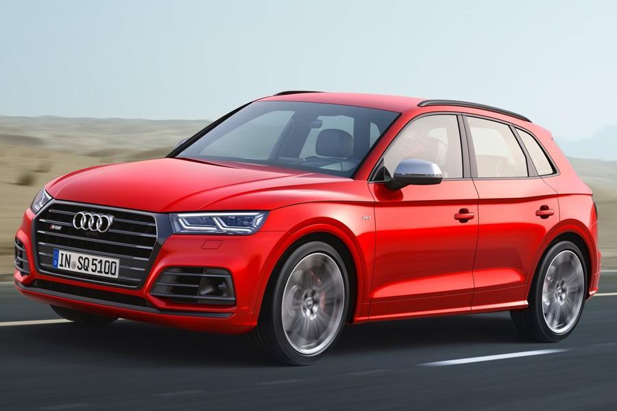 Audi SQ5 получила рублевый ценник