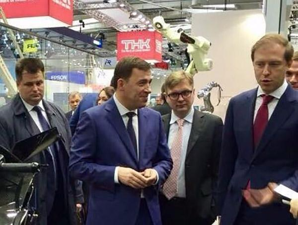 В Свердловской области могут построить завод Continental