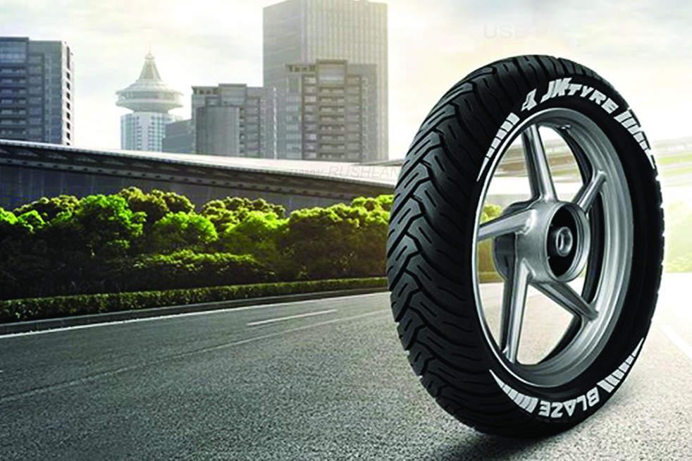 JK Tyre входит в сегмент скутерных шин