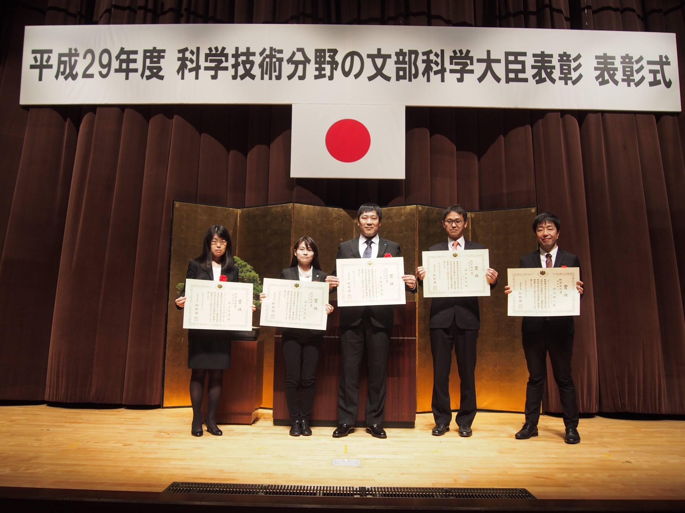 Sumitomo стала лауреатом премии японского Министерства науки и технологий