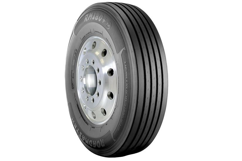 Cooper увеличил диапазон нагрузки рулевых шин Roadmaster RM180+(EM)