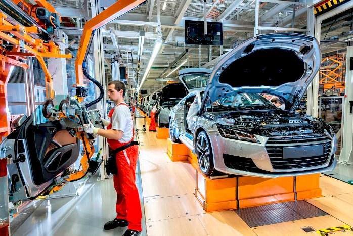 Выпуск Audi могут возобновить в России