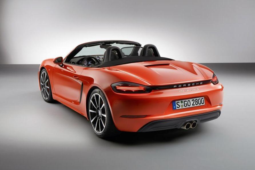 Porsche предлагает идею новой подушки безопасности