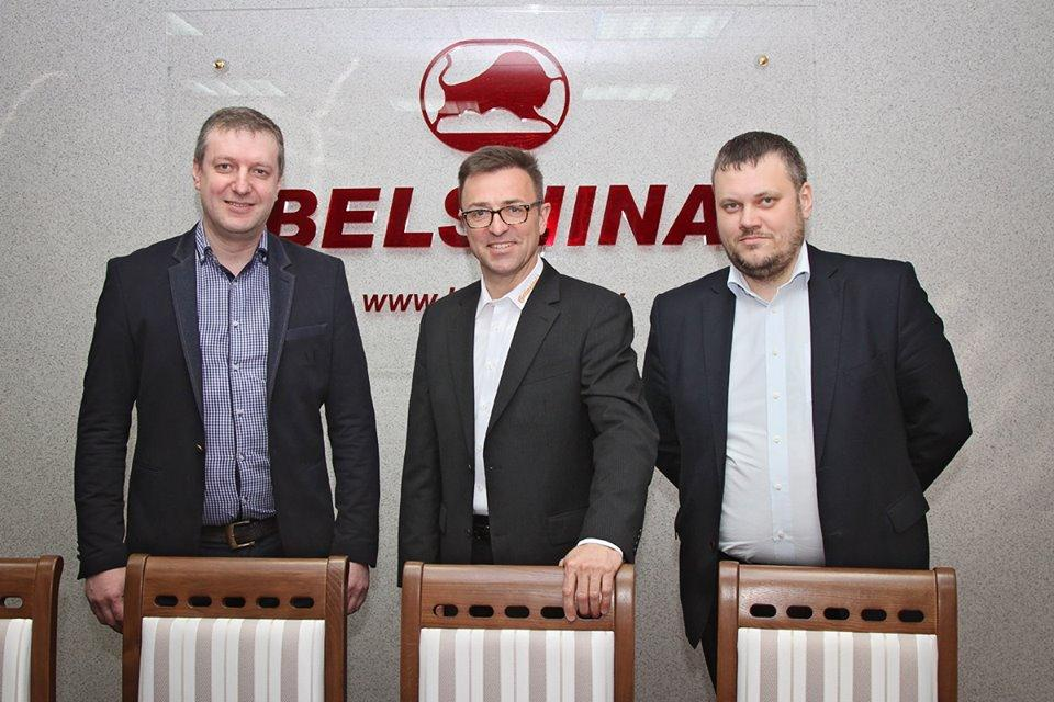 Делегация Continental Reifen Deutschland посетила «Белшину»